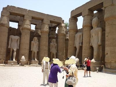 エジプト 3日目 ルクソール神殿 7.jpg