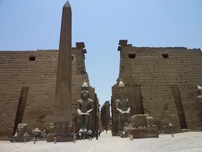 エジプト 3日目 ルクソール神殿 8.jpg
