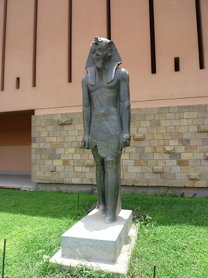 エジプト 2日目 ルクソール博物館 .jpg