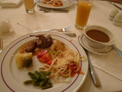 エジプト 5日目 夕食 1.jpg