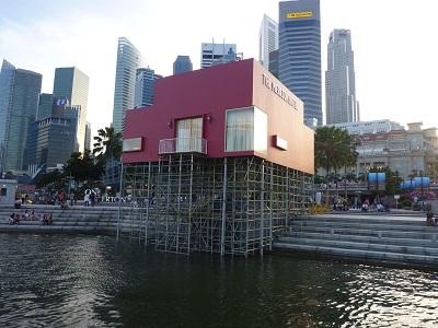 シンガポール 4日目 マーライオン 4.jpg