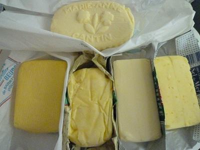 フランス お土産 バター全種類.jpg