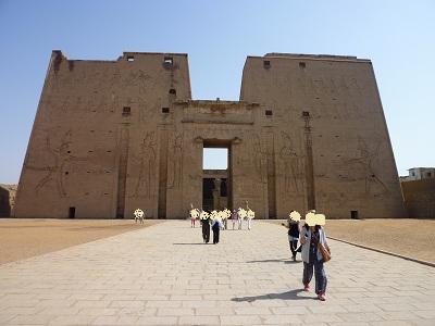 エジプト 4日目 ホルス神殿 6.jpg