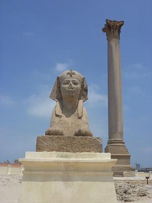 エジプト 9日目 ポンペイの柱 3.jpg