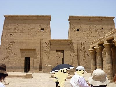 エジプト 4日目 イシス神殿 1.jpg
