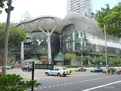 シンガポール 3日目 ION.jpg