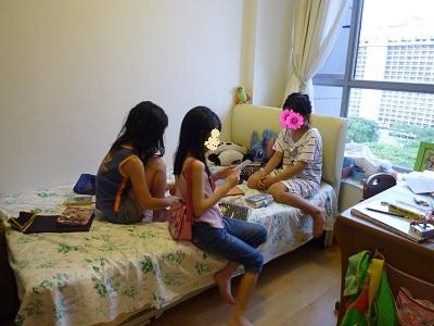 シンガポール 3日目 K宅 1.jpg