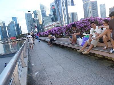 シンガポール 4日目 マーライオン 7.jpg