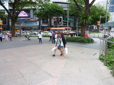 シンガポール 5日目 オーチャード 1.jpg