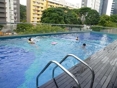 シンガポール 5日目 コンドプール 1.jpg