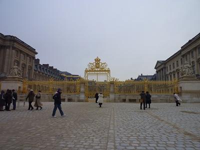 フランス 4日目 ヴェルサイユ宮殿 1.jpg